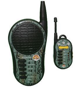 Cass Creek : Nomad Electronic Predator Call with Moving Sound